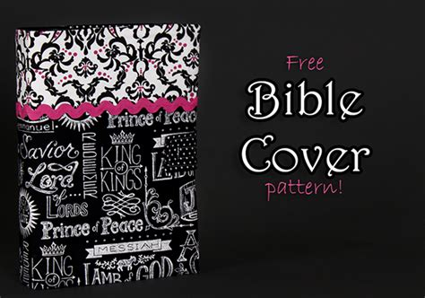 diy cover pattern create couture diy bible cover
