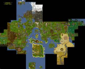 Rs World Map by Runescape World Map