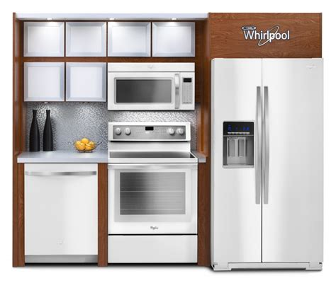 black and white appliance reno the new whirlpool white ice suite newly launched in
