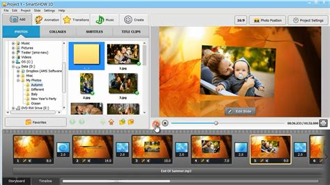 slideshow maker picture video movie with music for easy slideshow maker brilliant photo slideshow in 5