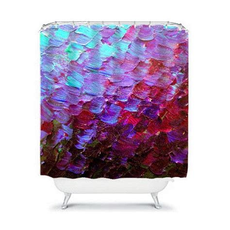 ombre purple shower curtain pinterest the world s catalog of ideas