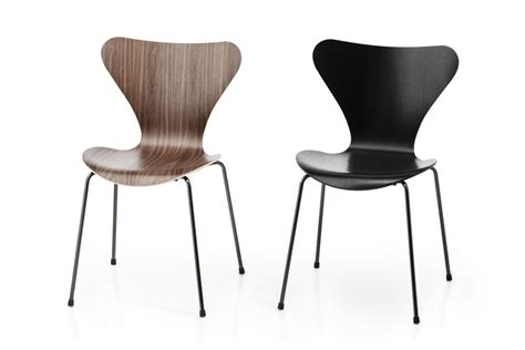 Fritz Hansen Series 7 Chair Laminated Modern Planet