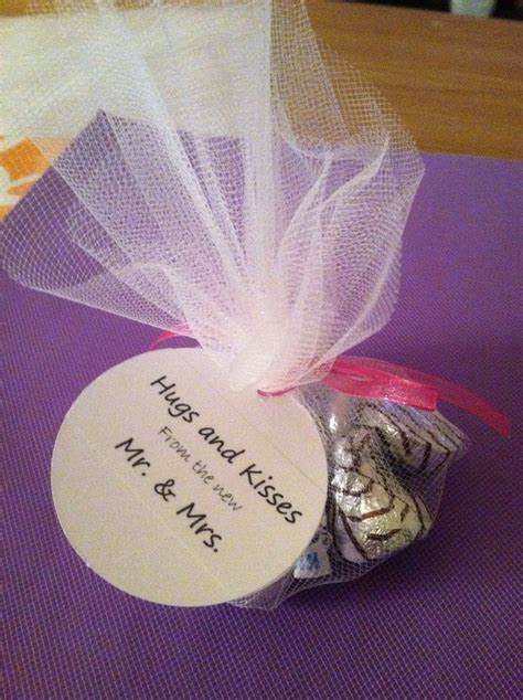 Wedding Favors Hershey Kisses by Hershey Favors Happily After