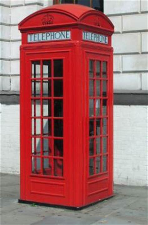 Telephone Box By phone boxes remembrance of things past