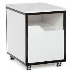 caisson bureau meuble de rangement caisson 224 roulettes