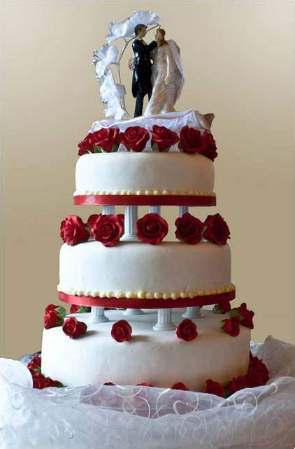 Wedding Cake A Year Later by Freeze And Thaw Anniversary Cake So It Is Edible A Year Later