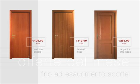 porte interne offerta offerte porte interne offerte finestre pvc epp roma