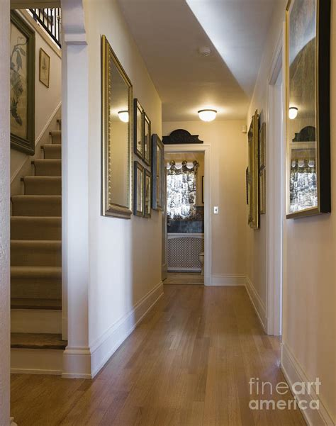 Large Luxury House Plans home hallway photograph by andersen ross