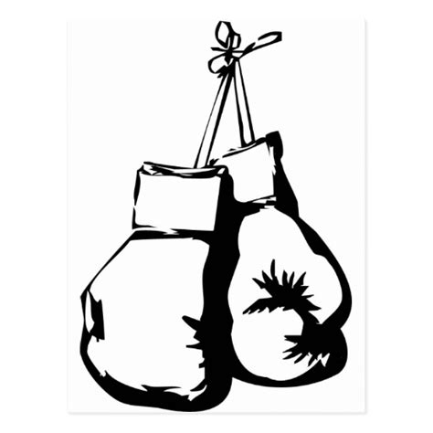 fight card template boxing gloves cards boxing gloves card templates postage