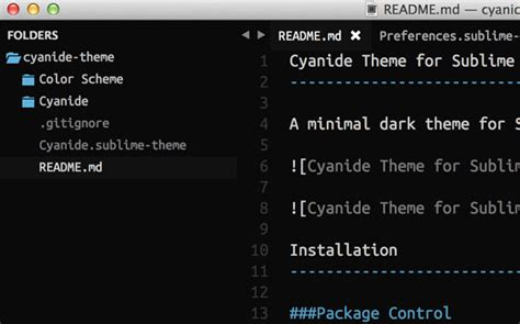 sublime text 3 default themes 35 cool sublime text themes designbeep