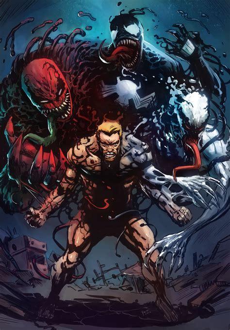 eddie brocks symbiotes by taclobanon on deviantart