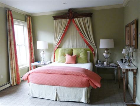 curtain as headboard bedroom magnificent diy curtain headboard diy curtain