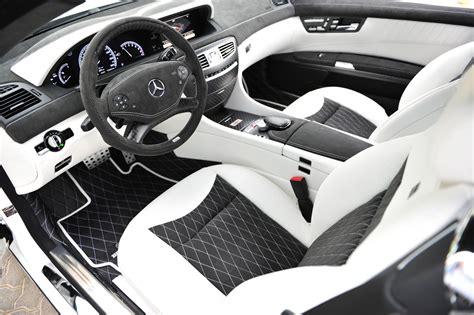 Mercedes Brabus Interior by 2011 Brabus Mercedes 800 Coupe Tuning Interior
