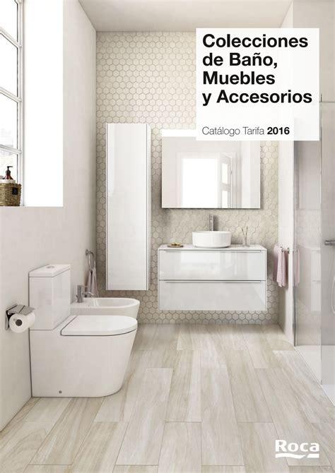 catalogo lavabos roca roca cat 225 logo tarifa colecciones de ba 241 o muebles y