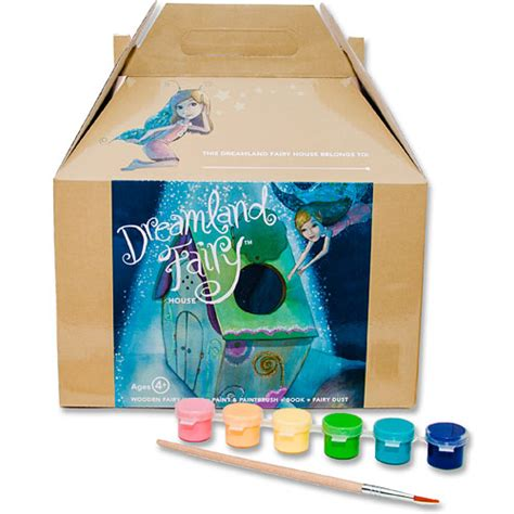 fairy house kit dreamland fairy house kit tutoring toy