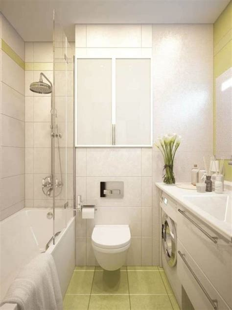 breathtaking small space bathroom design with wall
