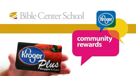 Gift Cards Center Kroger - use your kroger card to support bcs