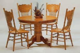 Round country kitchen table sets 171 home decoration improvement