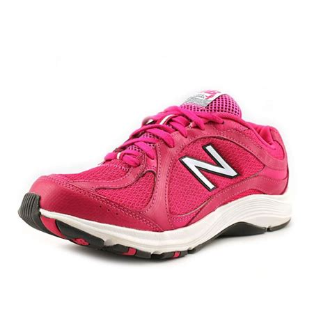 new balance new balance ww496 pink walking shoe athletic