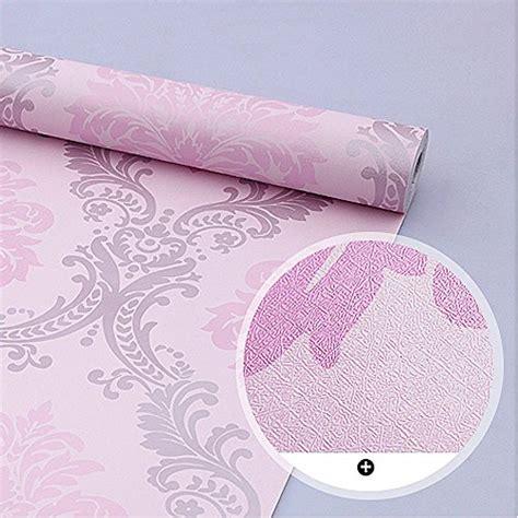 Damask Shelf Liner by Simplelife4u Vintage Pink Damask Self Adhesive Shelf