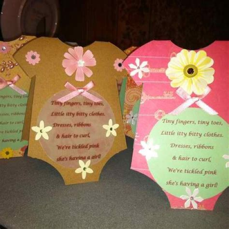 Handmade Invitations For Baby Shower - 32 best images about baby shower invitation ideas on