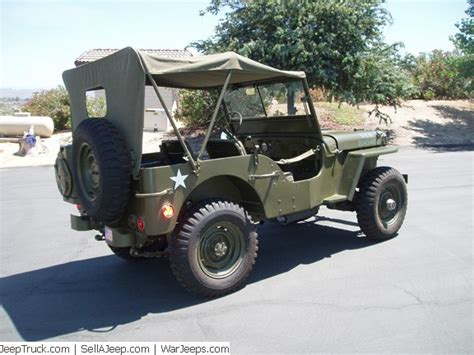 Used Jeep Parts For Sale Wwii 1