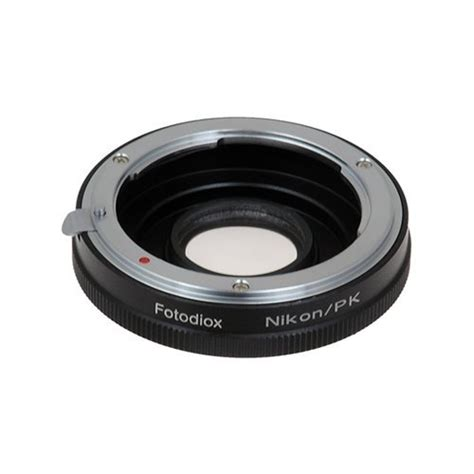 Sale Lens Adapter Pentax Lens To Nikon Optic Termurah fotodiox pro lens mount adapter nikon lens to pentax k