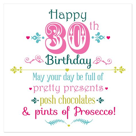 Happy 30th Birthday Quotes Image Gallery Happy 30th Birthday