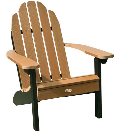Plastic adirondack chair in adirondack chairs