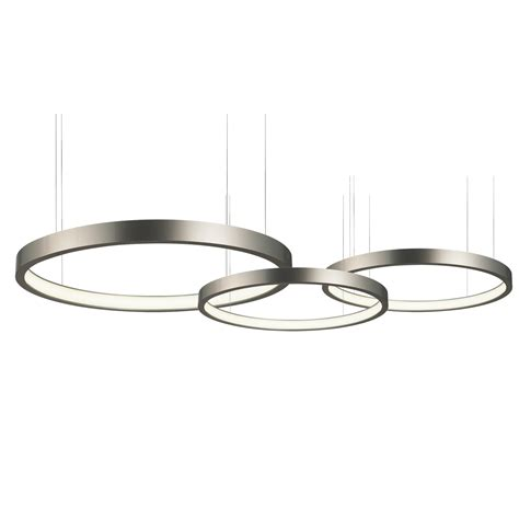 ring chandelier led 3 ring chandelier crenshaw lighting