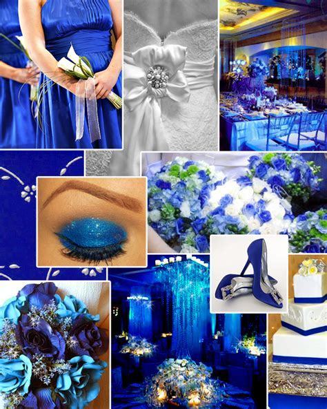 Wedding Ideas: Blue and Green Wedding