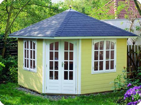 Log Cabin Summer House Uk by Corner Summer Houses Hortons Portable Buildings