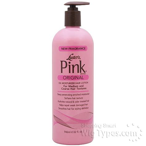 New Lotion Been Pink Beenpink 100 Original lusters pink moisturizer hair lotion 32oz wigtypes