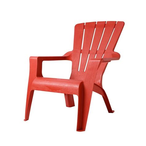 us leisure home design products us leisure chili patio adirondack chair 167073 the home depot