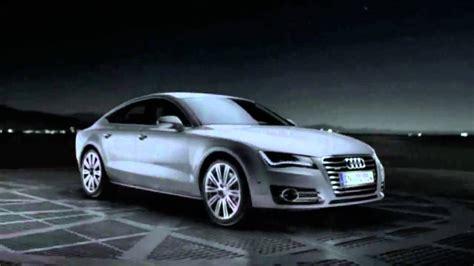 Musik Audi Werbung by Neue Audi A7 Sportback Tv Werbung Youtube