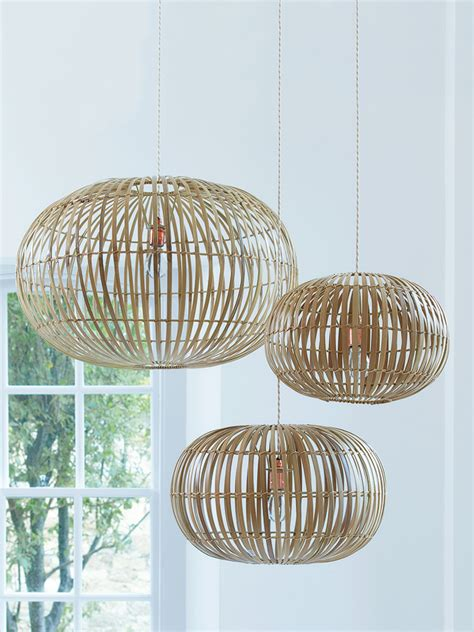 light fittings and shades why you should consider bamboo for your home