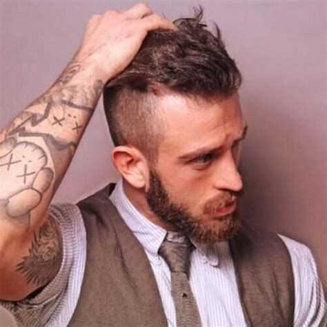 Hairstyles For Receding Hairlines by 50 Smart Hairstyles For With Receding Hairlines