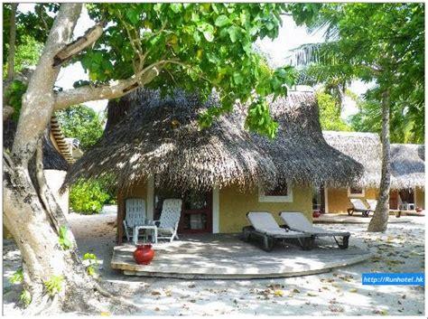 kuredu island resort garden bungalow kuredu island resort 酷拉都島度假村 經濟實惠的全包島 最平 2000 元一晚