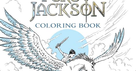 coloring book giveaway stuck in books the percy jackson coloring book feature
