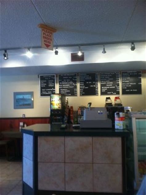 Order Counter Order Counter Picture Of Lill S Place Parry Sound