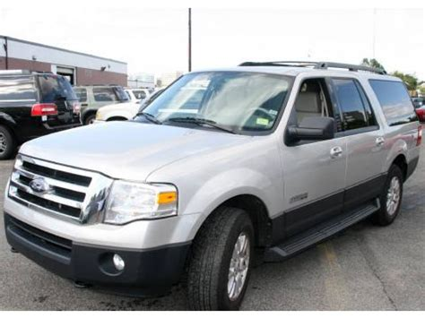 used 2007 ford expedition el xlt 4x4 for sale stock