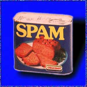spam spam glorious spam some funny exles how to