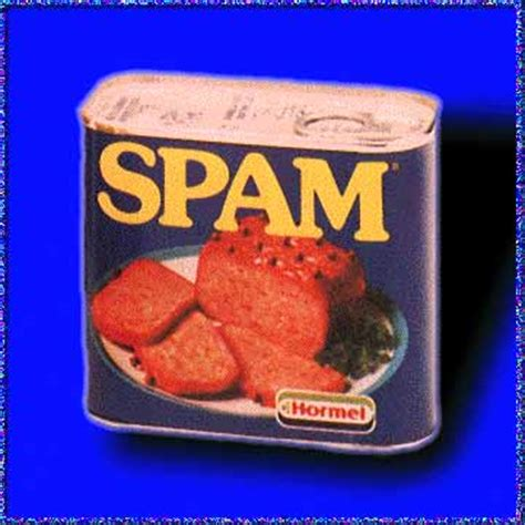 Would You Eat Spam Singles by I Get Spam Ramble On
