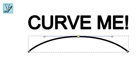 inkscape tutorial arched text how to curve text in inkscape goinkscape
