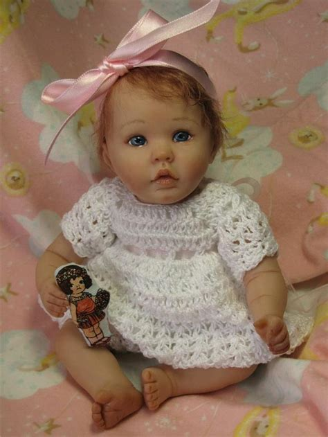bisque doll lifelike 20456 best teeny tiny dolls acs clothes images on