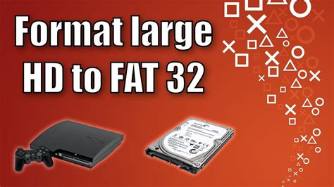 format fat32 over 32gb how to format a hard disk or usb stick in fat32 over 32gb