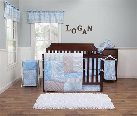 kmart crib bedding trend lab logan 3 piece crib bedding set baby baby