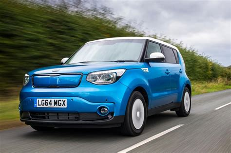 Kia Soul EV 2014 review UK   pictures   Auto Express