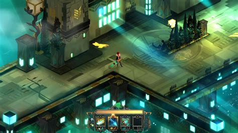 transistor ps4 ending transistor city gaming intelligence agency