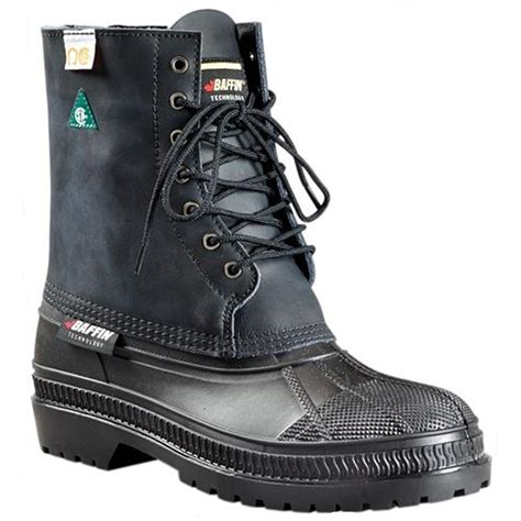 baffin whitehorse 40 safety toe and plate csa approved
